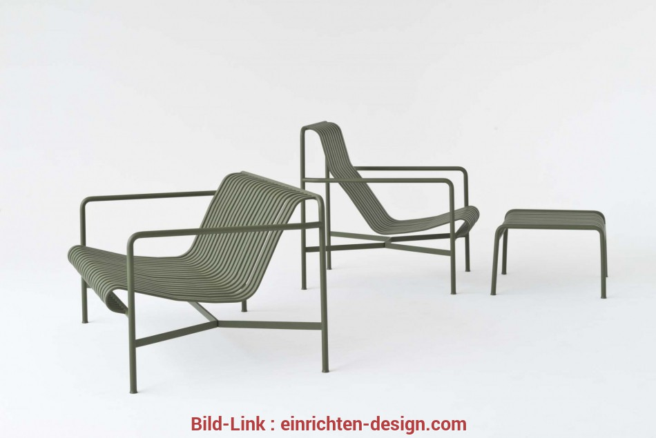 Lounge Sessel Outdoor Palissade outdoor lounge chair Hay Lounge Sessel Outdoor Regulär Palissade Outdoor Lounge Chair Hay