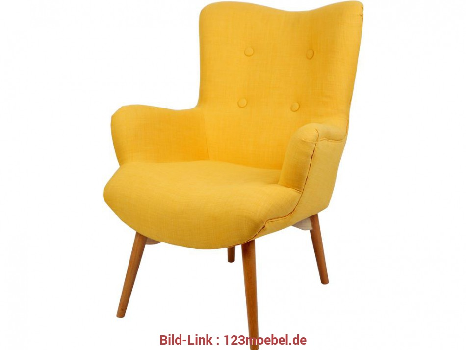 Sessel Gelb BHP Best Home Products Sessel Gelb, Holzfüßen Sessel Gelb Prämie BHP Best Home Products Sessel Gelb, Holzfüßen