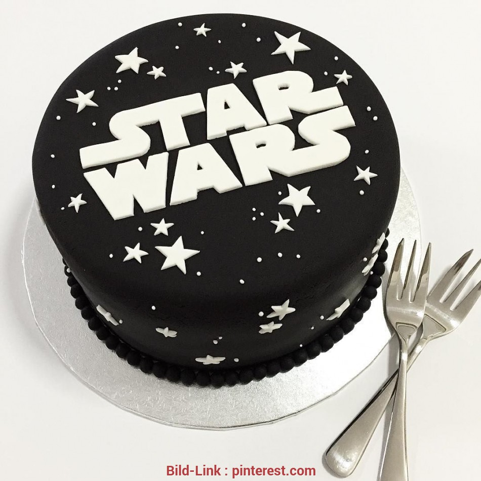 Star Wars Kuchen Star Wars Cake …, kids cake in 2018… 3 Oben Star Wars Kuchen