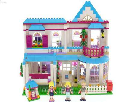 Lego Friends Haus LEGO Friends Stephanie's House review ???? 41314 Lego Friends Haus Am Leben LEGO Friends Stephanie'S House Review ???? 41314