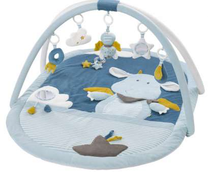 Activity Decke fehn® 3-D-Activity-Decke Little Castle 5 Fabelhaft Activity Decke