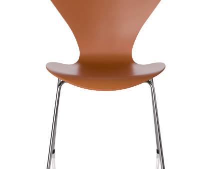 Arne Jacobsen Stuhl ... Series 7 chair Arne Jacobsen Chevalier Orange lacquered Arne Jacobsen Stuhl Regulär ... Series 7 Chair Arne Jacobsen Chevalier Orange Lacquered