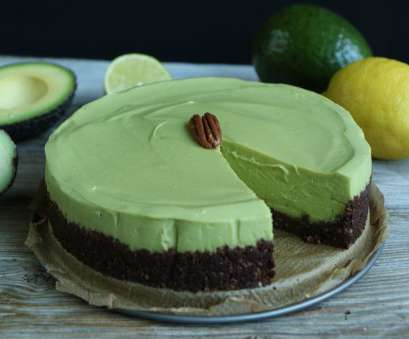 Avocado Kuchen Vegan avocado cheesecake vegan no bake cake -, Flury, Recipes 3 Unglaublich Avocado Kuchen Vegan