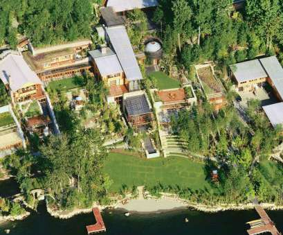 Bill Gates Haus The Awesome Technology Inside Bill Gates' 1990s Mansion, Digital Trends 3 Sehr Groß Bill Gates Haus