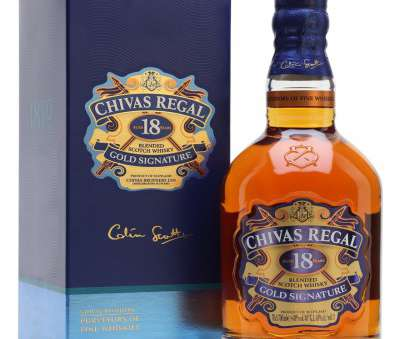 Chivas Regal 18 Chivas Regal 18 Year Old 3 Petite Chivas Regal 18