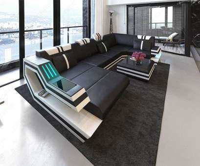 Designer Couch Schrullig ..., More Care Than Other Types Of Leather,, It Will Reward, With An Incredible Appearance, An Incomparable Sitting Experience