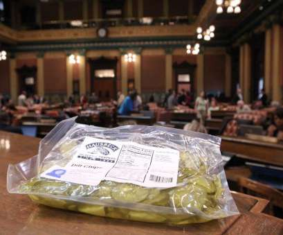 Haus Beck ... of Saginaw Hausbeck pickles graced, desk at, State Capitol Thursday,, 9. State Rep. Stacy Erwin Oakes, D-Saginaw, distributed, pickles Haus Beck Typisch ... Of Saginaw Hausbeck Pickles Graced, Desk At, State Capitol Thursday,, 9. State Rep. Stacy Erwin Oakes, D-Saginaw, Distributed, Pickles