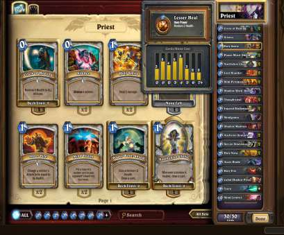 Hearthpwn Decks i don't have, naxxramas cards only those free ones, i don't, packs with real money i, ysera, back from a pack, i crafted these priest 5 Friedlich Hearthpwn Decks