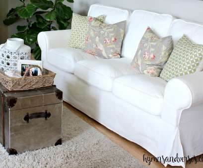 Ikea Ektorp Sofa A Brighter Look with an White Ikea Ektorp Sofa, Hymns, Verses Ikea Ektorp Sofa Glamourös A Brighter Look With An White Ikea Ektorp Sofa, Hymns, Verses