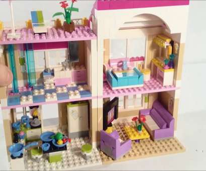 Lego Friends Haus Lego®, Friends, 3315, Olivias Traumhaus, Review + Lego Friends Haus Großartig Lego®, Friends, 3315, Olivias Traumhaus, Review +