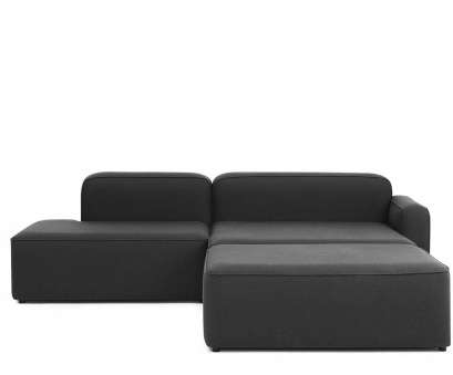 Lounge Sofa Rope Sofa Chaise Lounge right with Pouf Fame Lounge Sofa Ungewöhnlich Rope Sofa Chaise Lounge Right With Pouf Fame