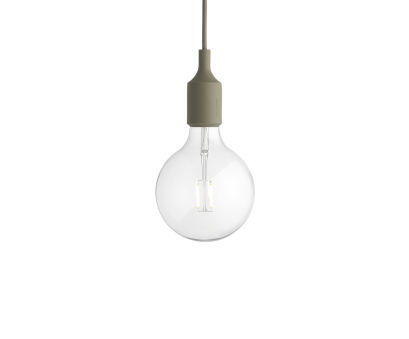 Muuto Lampe E27 Pendant Lamp, Industrial style lamp that suits your needs 4 Petite Muuto Lampe