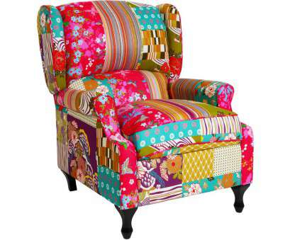 Patchwork Sessel BHP Best Home Products Patchwork Sessel gemustert 5 Wunderbar Patchwork Sessel
