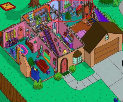 Simpsons Haus Does this room exist in, Simpsons' house?, Movies & TV Stack 5 Ziemlich Simpsons Haus