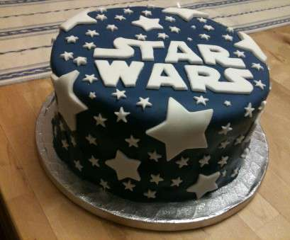 Star Wars Kuchen Super easy, effective Star Wars cake, Cake ideas in 2018 Star Wars Kuchen Am Leben Super Easy, Effective Star Wars Cake, Cake Ideas In 2018