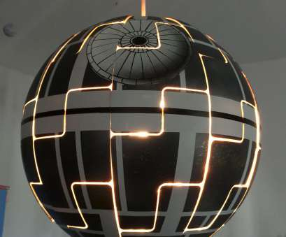 Star Wars Todesstern Lampe Todesstern Death Star, Star Wars Party, Tape Art,, Room, Kids Room 4 Regulär Star Wars Todesstern Lampe